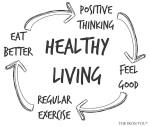 healthy living circle